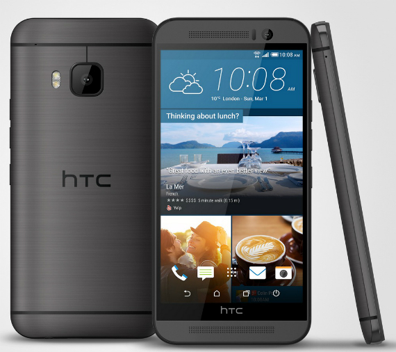 oficial htc one m9