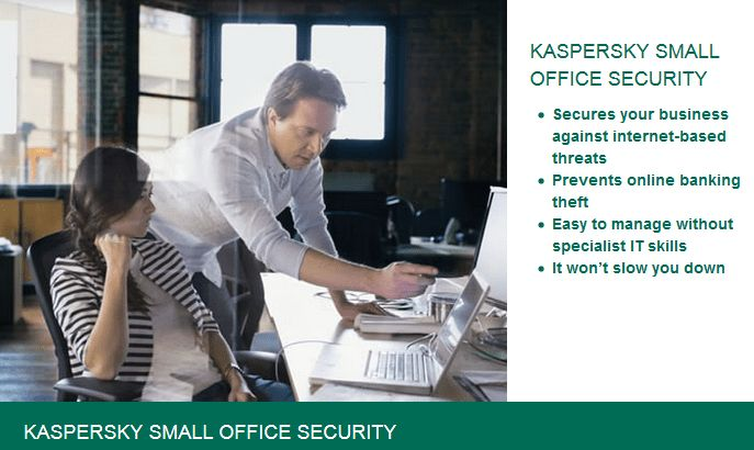 Kaspersky Small Office Security Segurança Kaspersky Small Office Security Kaspersky Small Office Security